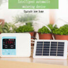 Newest Intelligent Garden Automatic Watering Device Solar Energy Charging  Q0Q6