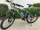 Trinx Mountain Bike 26'' Shimano 21-Speed Mudguard,Bottle, Saddle Bag,Lock,Tool