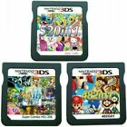 208/482/500/520 in1 Video Games Cartridge Cards For DS NDS 2DS 3DS NDSI NDSL