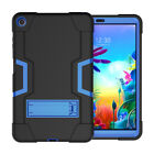 For LG GPad 5 10.1 inch Case Rugged Anti-Impact Cover Shockproof Drop Protection