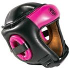 ProForce Semi-Contact Headguard - Black/Pink