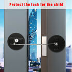 Window Baby Safety Lock Door Stopper Finger Protector Cabinet Lock With-Key