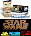 Star Wars Trilogy Star Trek DragonBall Blu-ray Movie Collection You Choose Title on eBay