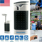 Outdoor Military Emergency Water Filter Purifier Survival Pump Camping Hiking US