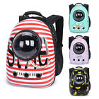 Portable Pet Travel Carrier Cat Bubble Space Capsule Backpack Airline-Approved