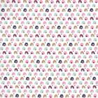 Forever Fairy Bumps - White - Cotton Fabric Dressmaking Quilting