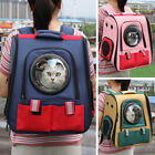 Cat Carrier Backpack Transparent Bubble Pet Carrier for Cats Puppy Hiking Travel
