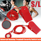 Universal Treadmill Safety Switch Magnetic Safety Key Accessories Switch Lock