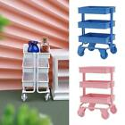 Hot Mini Hand Cart Fashion Storage Toy Phone Food Holder Cute For Kids Gift J4R7