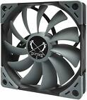 Scythe Kaze Flex 120mm Fan, Quiet Case/CPU Cooler PWM 300-1200 RPM