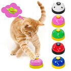 Metal Bell Dog Training with Non Skid Bottom Pet Cat Dog Door Potty Meals Bell