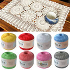 Lace Line Diy Hand Knitting Sewing Cord Thread Crochet Lace Cotton Yarn Sweaters
