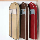 Clothes Hanging Dust Cover Garment Dress Suit Coat Storage Bag Pouch Case Modern