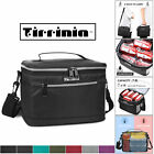 Insulated Lunch Bag For Women Men Leakproof Lunch Tote Cooler For Work School