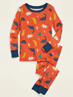 NWT Old Navy Dinosaur Cactus Sleep Set Pajamas Dinosaurs Pajama Set Boys 5T 6T