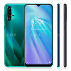 6.6 Inch Large Screen Smartphone Android 9.0 Quad Core Unlocked Mobile Phone New