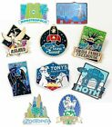 Disney Fantastic World Pins D23 Exclusive Limited Edition Sold Out - Brand New!