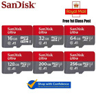 Sandisk 16GB 32GB 64GB 128GB Ultra Micro SD SDXC TF Memory Card 100MB/s Class 10
