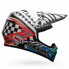 Bell Powersports MX-9 MIPS Tagger Check Me Out Helmet
