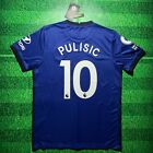 Christian Pulisic Chelsea 20/21 Home Jersey (Same Day Shipping)