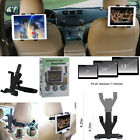 360 Universal Car/jeep Backseat Headrest Mount Holder For Asus Google Tablet PC