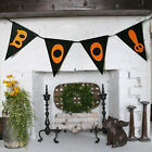 Bunting Halloween Decoration Flags Banners Ghost Spider Pumpkin Hanging Garland