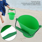 Baby Shower Bath Bucket Silicone Fordable Hand-held Barrel Play Water Sand Toy