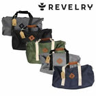 Revelry Overnighter Smell Proof Water Resistant Duffle Bag