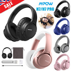 Mpow H5/H7 Pro Bluetooth 5.0 Headphone Over Ear Wireless Headset HiFi Stereo Mic