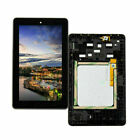 For Amazon Kindle Fire 7 5th Gen SV98LN LCD Display Screen Touch Digitizer+Frame