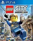 PS4 ~ LEGO : CITY UNDERCOVER Sony PLAYSTATION 4 EUC 2017 Game Disc Case & Insert