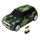 Wireless BMW Mini Cooper Suv car optical Mouse mice for PC Laptop Gift USB 2.4G
