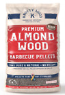 100% Pure Almond Wood Barbecue Grilling Pellets (Free Shipping in USA)