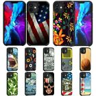 For Apple iPhone 12 / iPhone 12 Pro (6.1) Hybrid Dual Layer Protective Slim Case
