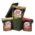 BEER NUTS Ammo Can - Grab Bags Original Peanuts Bar Mix Holiday Gift For Him