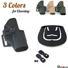 Tactical Holster For Glock 17 Concealment Right Hand Paddle Pistol Gun Holster