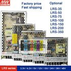 MeanWell LRS-series Power supply LRS-50-36 DC voltage 36V rated current 1.45A