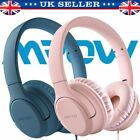 Mpow Kids Over the Head Wired Headphones Headset BLUE & PINK Girls Boys Children