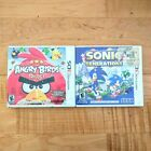 Nintendo DS and 3DS Assorted Games