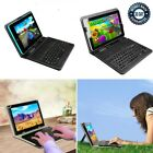 """2021 NEW 7"""" Android Tablet 4GB Quad Core 4.4 Dual Camera Bluetooth Wifi PC--GIFT"""