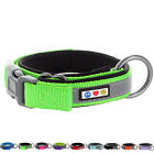 Adjustable Pet Soft Padded Reflective Puppy / Dog Collar by Pawtitas