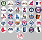 MLB all 31 team logos Buttons or Magnets NEW 1.25 inch