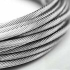 Stainless Steel Wire Rope 0 1/32-0 5/16in V4A 316 Inox 7x7 7x19 16 5/12-820