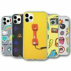 For Iphone 11 Pro Silicone Case Cover Retro Collection 2