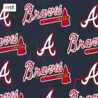 Sports Cotton Fabric by the ½ yard