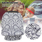 Baby Nursing Cover Outdoor Car Seat Canopy Full Protection Sunscreen