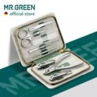 MR.GREEN Manicure Set Pedicure Sets Nail Clipper Stainless Steel Professional Na