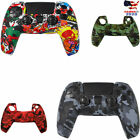 For New 2021 PS5 gamepad controller Joystick protective Silicone Grip Cover Case