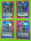 32 Auto jersey RC variation listing NFL football cards 2020 PRIZM CONTENDERS image