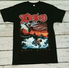 NEW - DIO - HOLLY DIVER - BAND T-SHIRT
